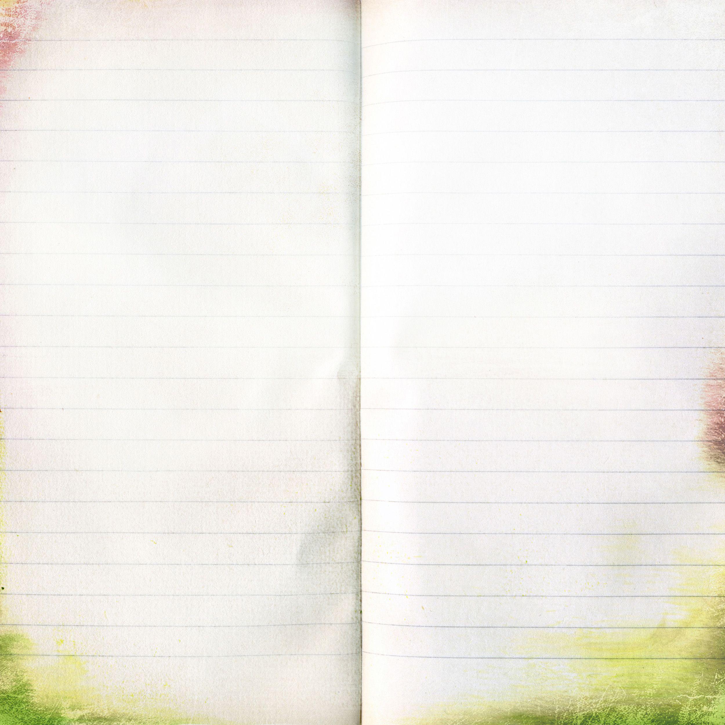 текстура тетрадный лист:
