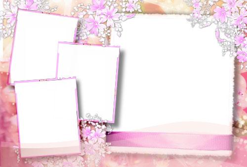 скачать красивые рамки для фото - фото 7