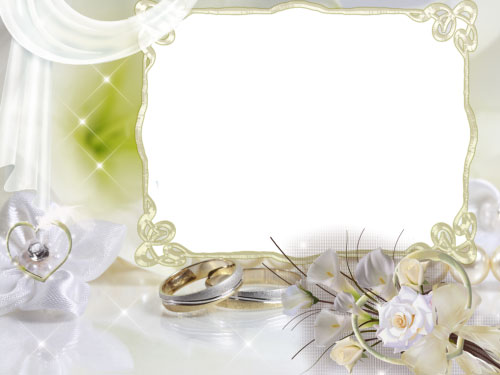 Без Регистрации Свадебные Рамки