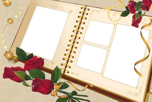 Как сделать рамки для фото в электронном виде
